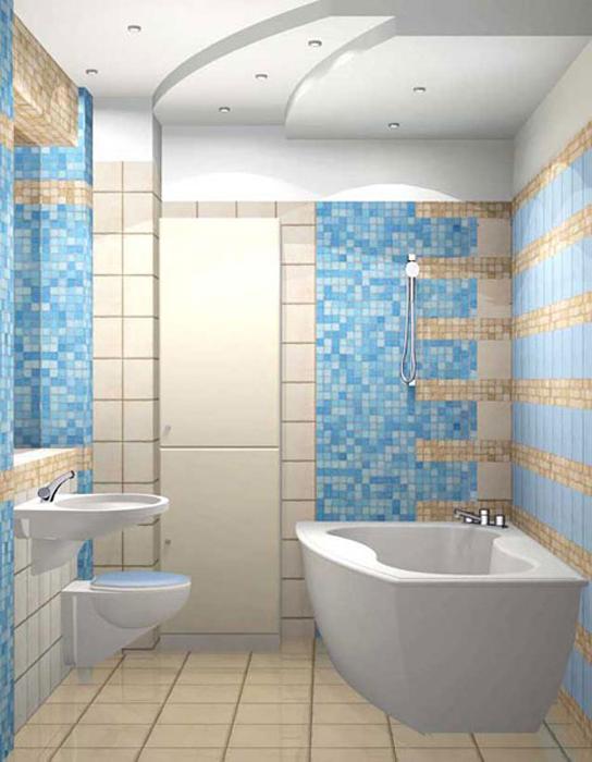 Выбрать дизайн ванной комнаты